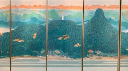 """百余老中青艺术家在上海图书馆一展""""初心的力量"""""""