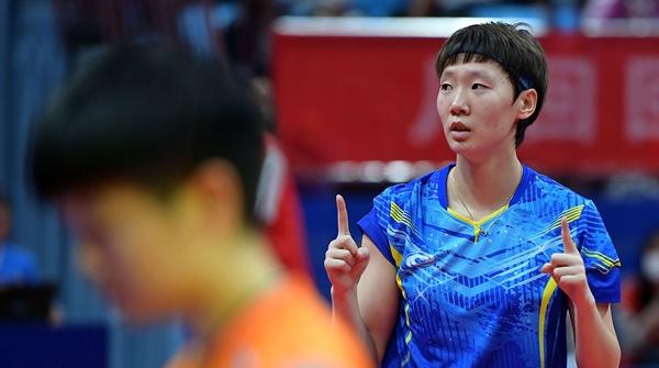 全运会诞生本世纪最年轻女单冠军!中国女乒百花齐放,未来可期