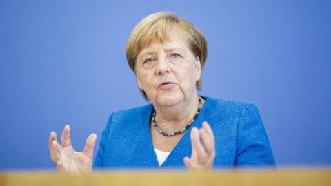 """德国:挥别默克尔,告别""""黄金时代""""?"""