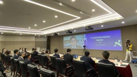 共话中日友好合作 上海市人民对外友好协会与上海日本白玉兰会举办交流会
