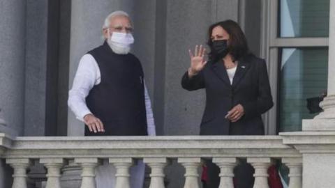 """美国有没有把印度当""""自己人""""?"""