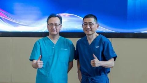 两大医生集团先行者强强联手,打造国内首家国际化静脉血栓诊疗中心