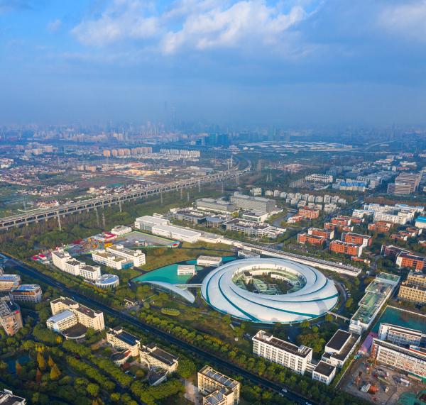 图说:上海光源航拍图 采访对象提供.jpg